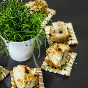 Malai Chicken Tikka - luxury event catering with Asian theme