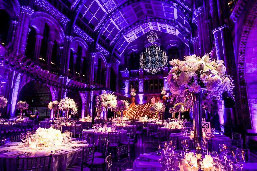 Natural History Museum - weddings, award ceremonies and events in London