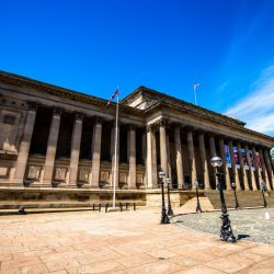 St. Georges Hall in Liverpool
